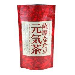 画像1: 純国産(鹿児島) 薩摩なた豆 元気茶30包入